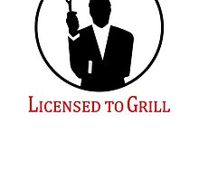 Licensed to grill by masterchef-fr