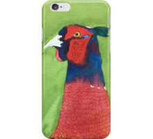 Pheasant iPhone Case/Skin