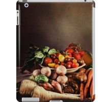 ~ Still Life with Vegetables ~ iPad Case/Skin
