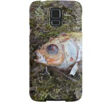 My goldfish has lost its color n°3 Samsung Galaxy Case/Skin