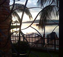 Uganda sunrise by MattPerry