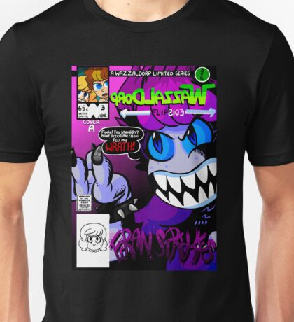 Firan Strikes comic cover Unisex T-Shirt