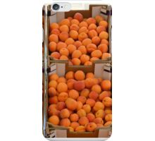 Italian apricots iPhone Case/Skin