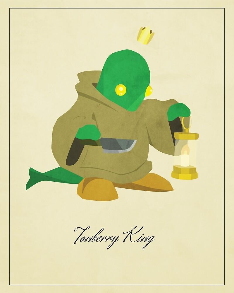 Tonberry King by Simon Alenius