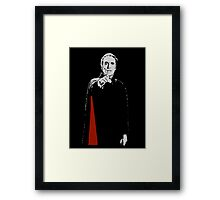 Prince of Darkness Framed Print