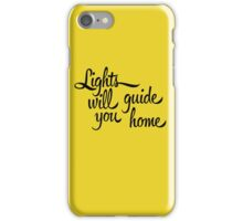 And I Will Try iPhone Case/Skin