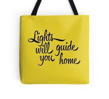 And I Will Try Tote Bag