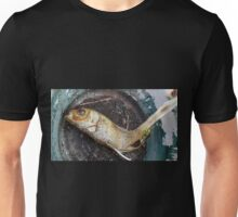 My goldfish has lost its color n°1 Unisex T-Shirt
