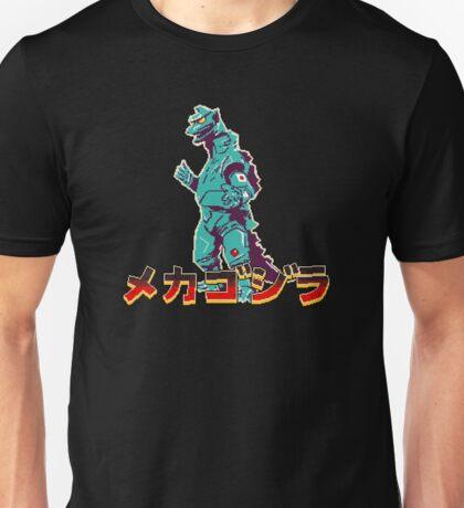 Mechagodzilla Unisex T-Shirt