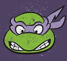 TMNT Donatello by grafoxdesigns