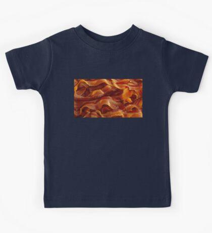 Bacon, Bacon, Bacon Kids Tee