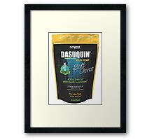 Stand Up Pouches Framed Print