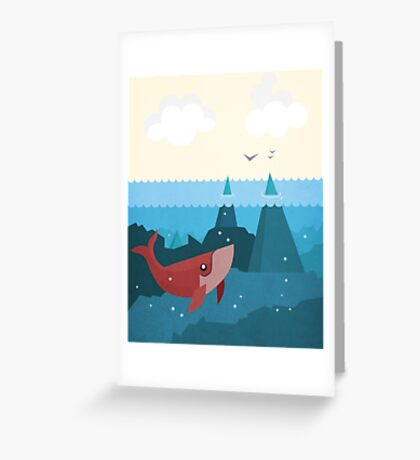 Hidden World Greeting Card