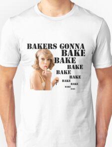 Shake it off/ Bake it off, Taylor Swift T-Shirt
