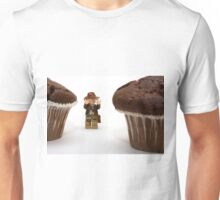 Cakes - why did it have to be cakes?? Unisex T-Shirt
