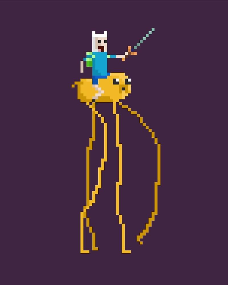 Pixel Time by Simon Alenius