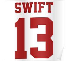 Swift 13 Poster