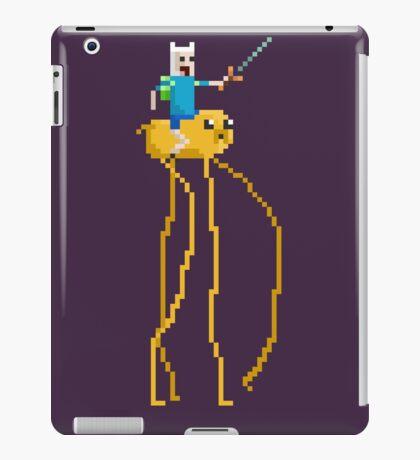 Pixel Time iPad Case/Skin
