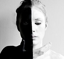 Two Sides To Every Person by Daniel  Angeles