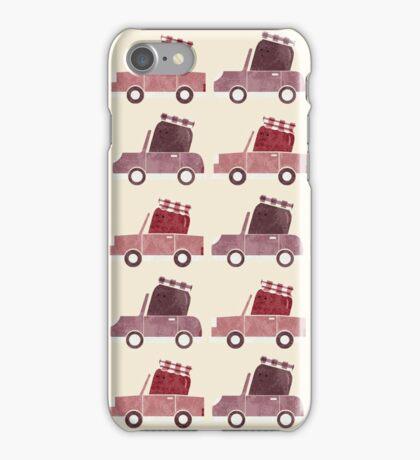 Traffic Jam iPhone Case/Skin