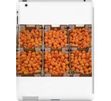Italian apricots iPad Case/Skin