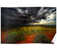 Australian Outback, NSW Poster