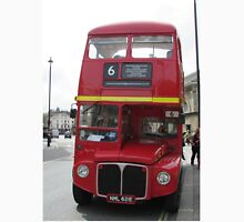 Route master red London bus. Unisex T-Shirt