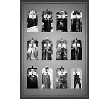 The Twelve Doctors Photographic Print