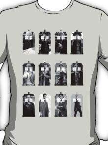 The Twelve Doctors T-Shirt