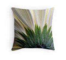 Beauty underneath Throw Pillow