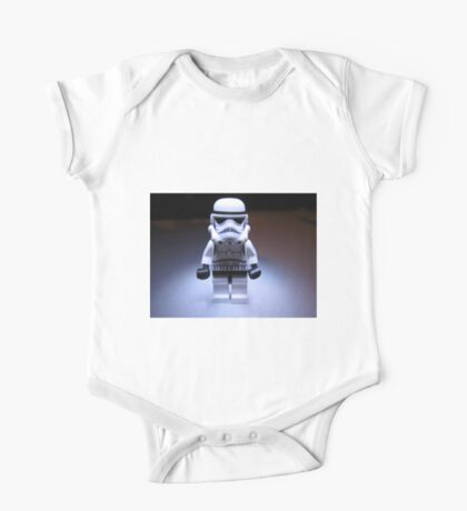 Dave Stormtrooper - Beam Me Up One Piece - Short Sleeve