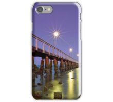Wellington Point Twilight Qld Australia iPhone Case/Skin