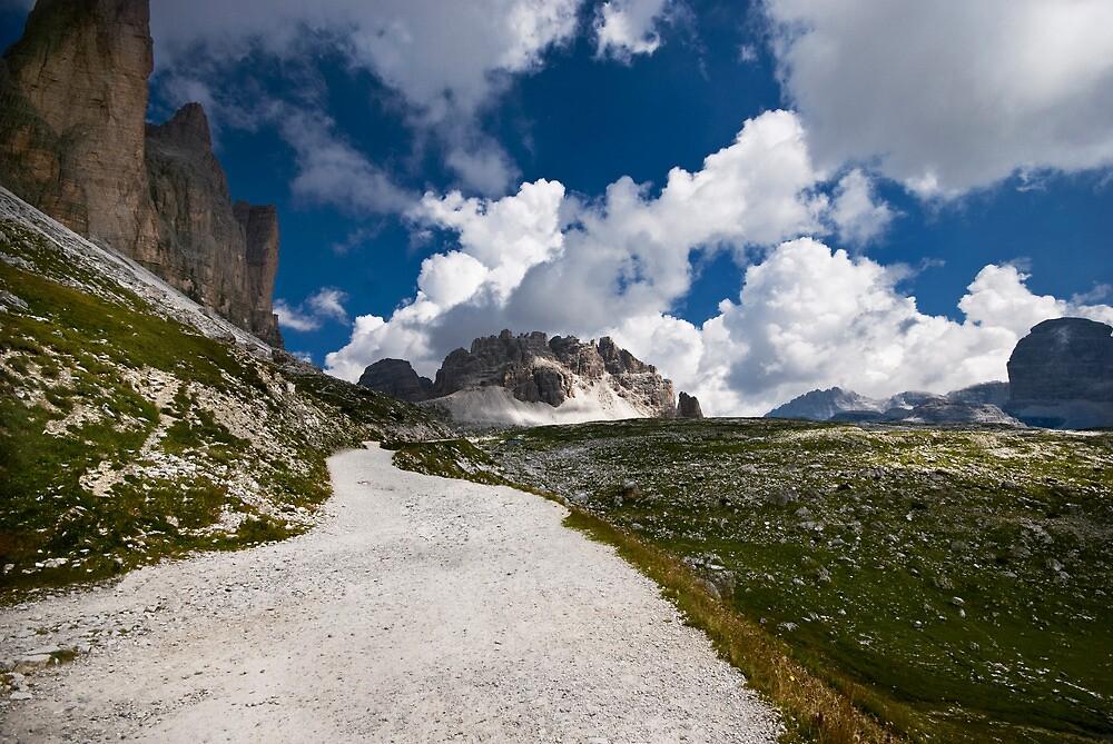 Lavaredo Three Peaks by coveredinice