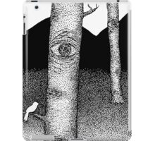 Nature is Watching iPad Case/Skin