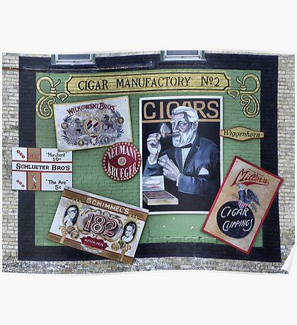 Cigar Manufactory #2 Poster