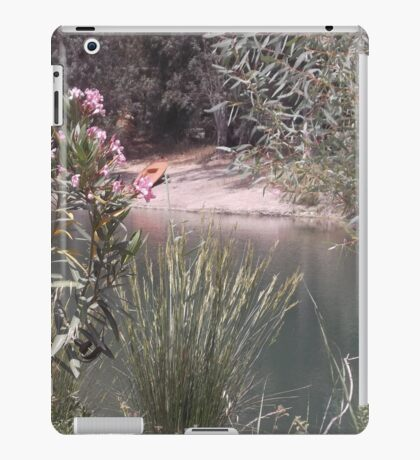 Yardenit Baptismal site. iPad Case/Skin