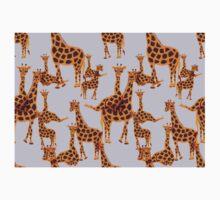 Giraffe Pattern Kids Tee