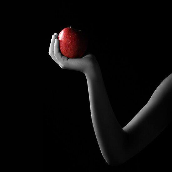 Forbidden Fruit series - part1 - Image1 by Peter Wickham