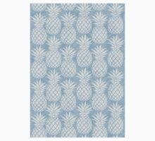 Pineapple pattern 3  Baby Tee