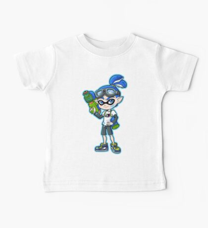 Squid Boy Baby Tee