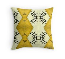 Kandinsky Beach 7 Throw Pillow