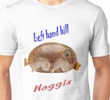 Left hand Hill Haggis Unisex T-Shirt