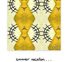 Kandinsky greeting card by billiedee