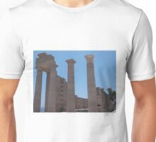 Lindos, Rhodes. Unisex T-Shirt