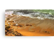 estoril beach Canvas Print