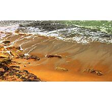 estoril beach Photographic Print