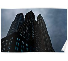 Gotham Central Poster