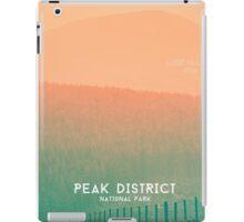 Peak District National Park - Lose Hill iPad Case/Skin