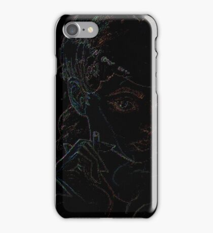 Blade Runner's JPG iPhone Case/Skin