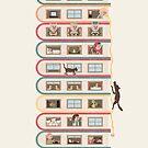 10 Stories High by Teo Zirinis